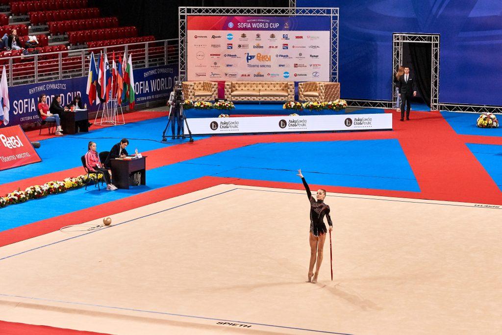 Lucky Bansko sponzor BG gimnastike | Lucky Bansko