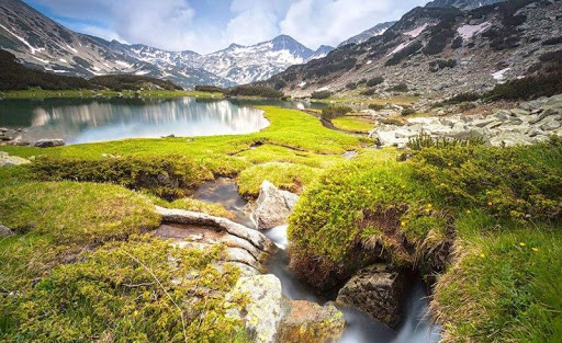Реки и паркове в Пирин планина