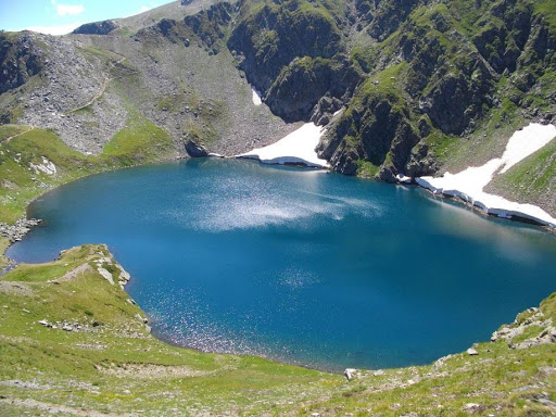 Пикник на Озеро «Глаз»