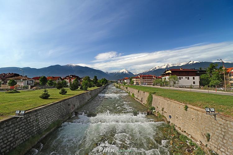 Реки в горах Пирин