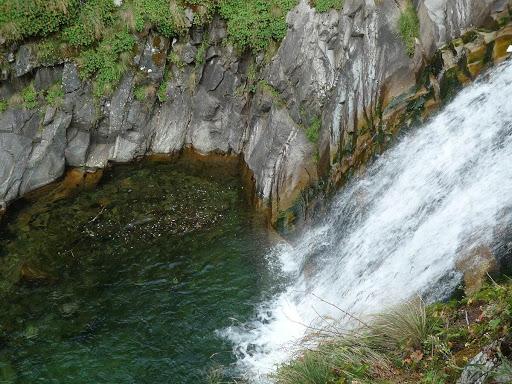 Waterfalls in Pirin mountain