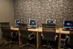 Компютърна зала хотел Лъки Банско
