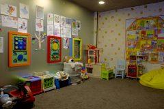 Стая с детски играчси хотел Лъки Банско