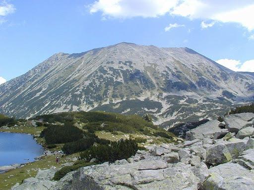 Пик Тодорка в горах Пирин