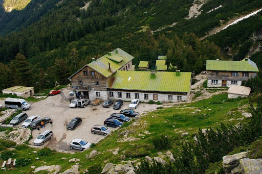 Adăposturi în muntele Pirin