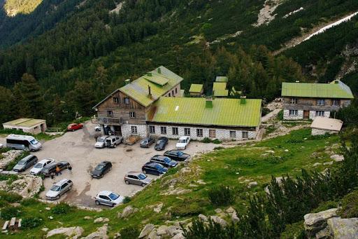 Приюты в горах Пирин