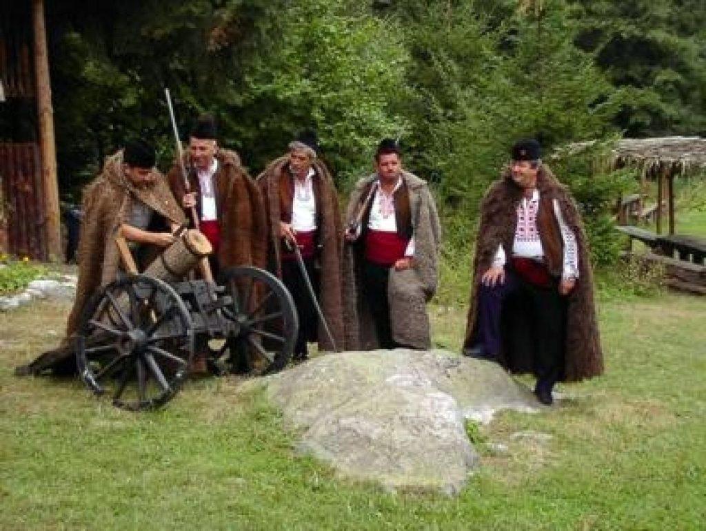 Фольклорный пикник в Пирин