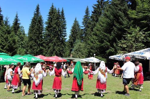 Παραδόσεις στα δάση του Πειρίν