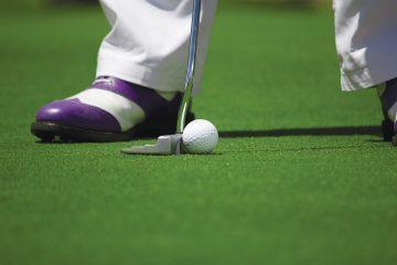 Εξοπλισμός γκολφ στο Μπάνσκο