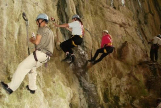 Rock climbing in Pirin Mountain