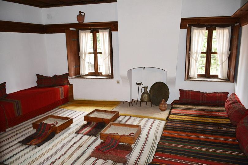 Δωμάτιο στο Μουσείο Neofit Rilski House στο Μπάνσκο