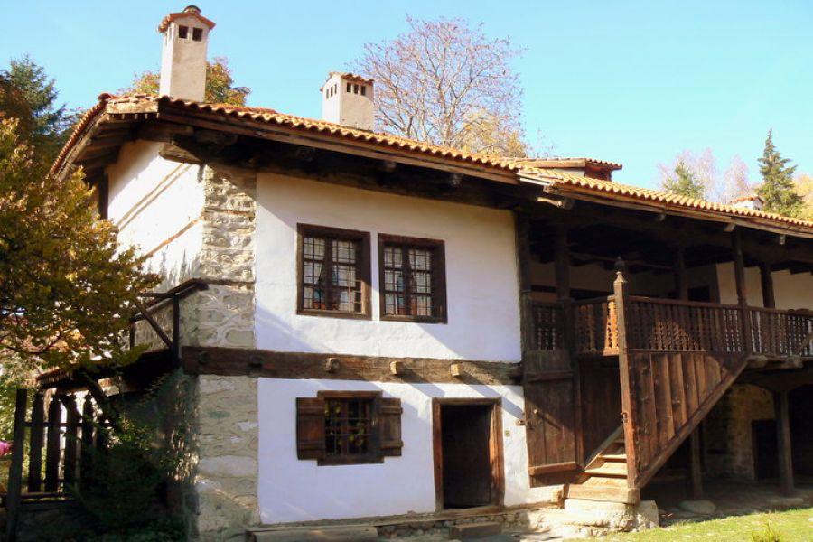 Къща-музей на Неофит Рилски Банско