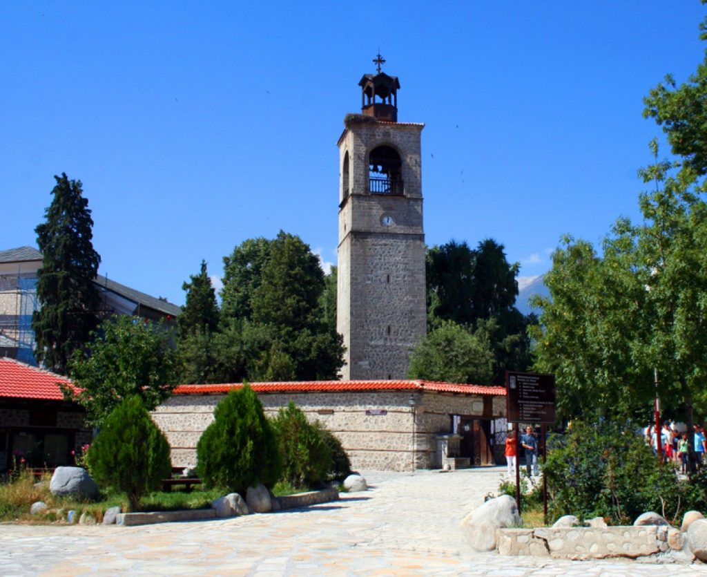 Η εκκλησία του St. Τριάδα στο Μπάνσκο