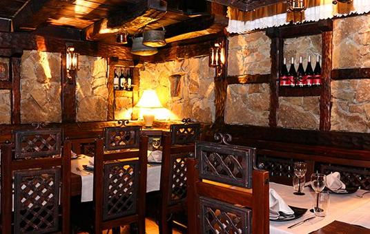 The taverns in Bansko