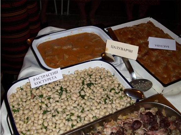 Традиционната банска кухня