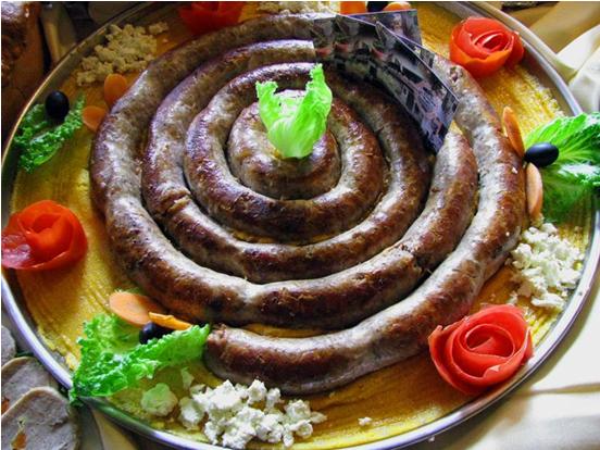 Bucătărie tradițională Bansko