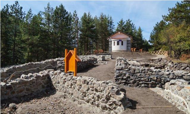 Археологията в Банско