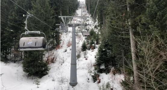 Chalinvalog gondola lift