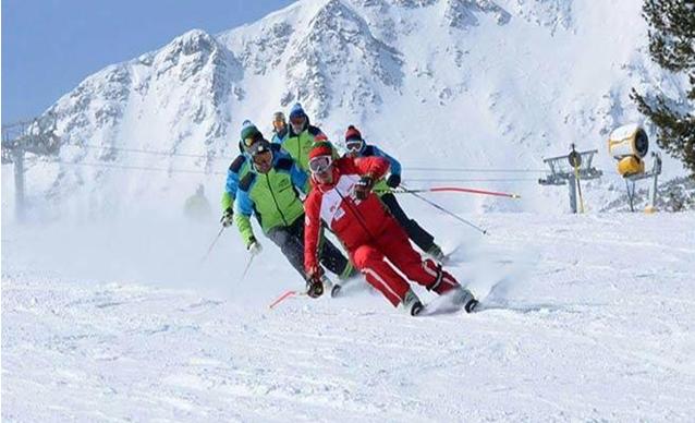 Лыжные школы в Банско