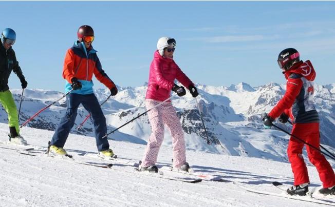 Škole skijanja u Banskom