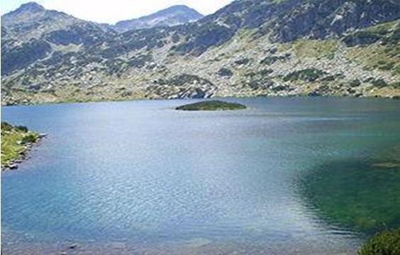 Попово озеро в Пирин