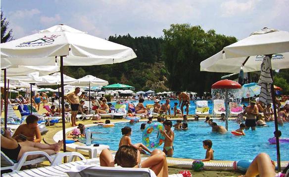 Apa minerală în Dobrinichte