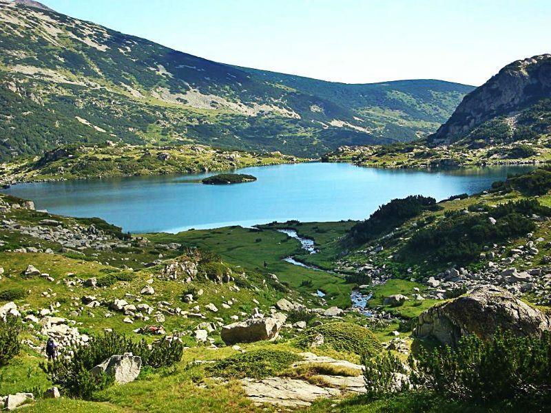 Поповото езеро в Пирин