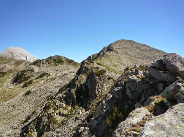 Изкачване на Муратов връх