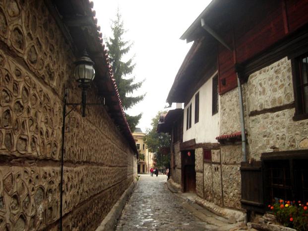 Архитектурата в Банско