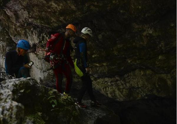 Какво е каньонинг в Банско?