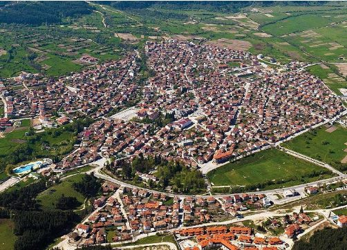 Минерални извори в  и около Елешница