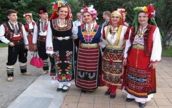 Традиции в село Горно Драглище