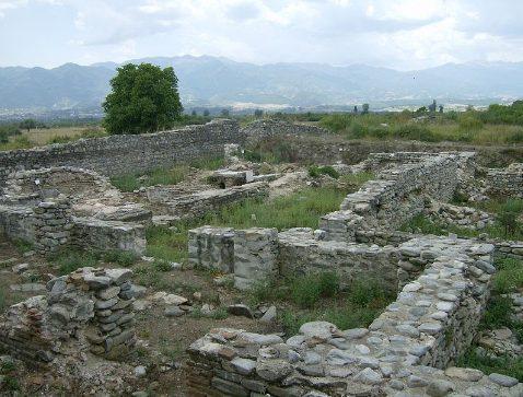 Античен римски град - Никополис ад нестум